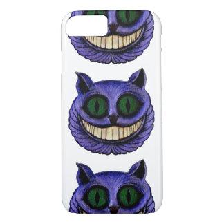 Coque iPhone 8/7 ~ du CHEF de CAT de CHESHIRE (Alice au pays des