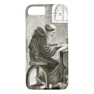 Coque iPhone 8/7 Écriture de St Vincent en sa cellule chez Ferins,