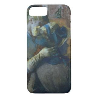 Coque iPhone 8/7 Edgar Degas | deux femmes