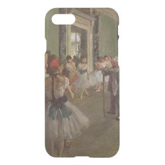 Coque iPhone 8/7 Edgar Degas | la classe de danse, c.1873-76