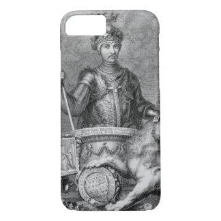 Coque iPhone 8/7 Edouard le prince noir (1330-76) après le monume