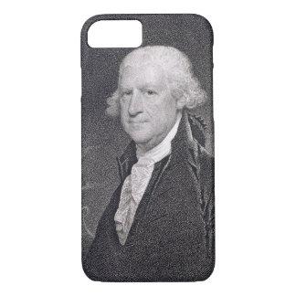 Coque iPhone 8/7 Edouard Shippen (1729-1806) gravé par le puits