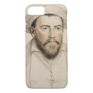 Coque iPhone 8/7 Edouard Stanley Earle de Darby (1508-1572) gravé