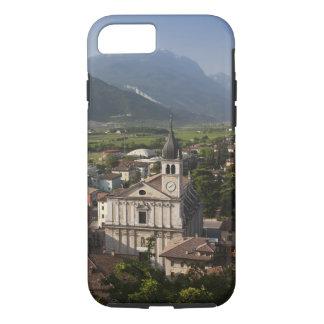 Coque iPhone 8/7 Église collégiale dans le matin, Arco, Trento