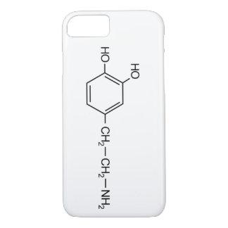 Coque iPhone 8/7 elem de chimie de dopant de drogue de formule