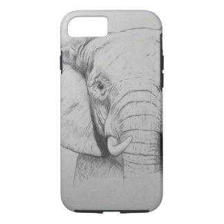 Coque iPhone 8/7 Éléphant 2011