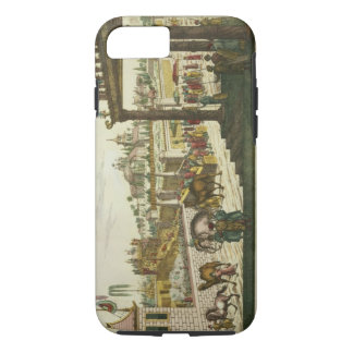 Coque iPhone 8/7 Endroit de Namchas à Lahore, montrant le trône