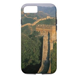 Coque iPhone 8/7 Enroulement de Grande Muraille par la montagne,