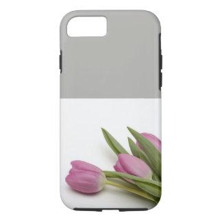 Coque iPhone 8/7 Enveloppe élégante de tulipe