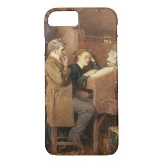Coque iPhone 8/7 Épicier et épouse, 1868