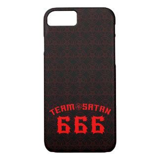 Coque iPhone 8/7 Équipe Satan 666