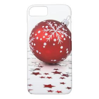 Coque iPhone 8/7 Étoiles de vacances de Noël
