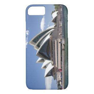 Coque iPhone 8/7 Extérieur de théatre de l'opéra de Sydney, Sydney,