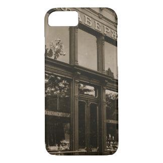 Coque iPhone 8/7 Extérieur du magasin de Faberge, St Petersburg,