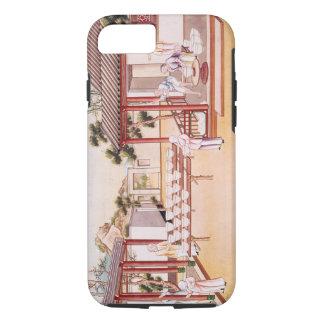 Coque iPhone 8/7 Fabrication de porcelaine (la semaine sur le