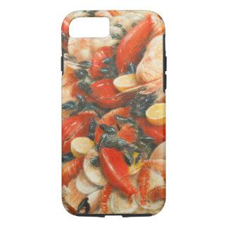 Coque iPhone 8/7 Fantaisie 2010 de fruits de mer