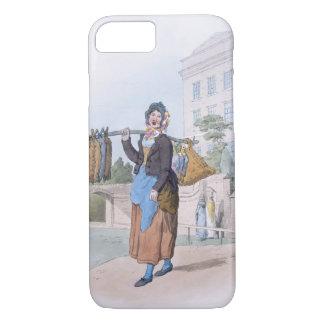 "Coque iPhone 8/7 Femme de lapin, de ""costume de la"