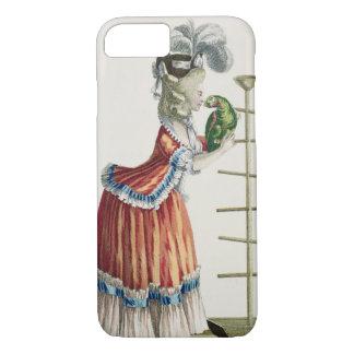 """Coque iPhone 8/7 Femme élégante dans un Caraco """"une polonaise de"""