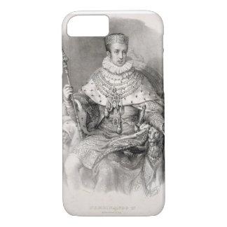 Coque iPhone 8/7 Ferdinand I (1793-1875), roi de Lombardie-Venetia,
