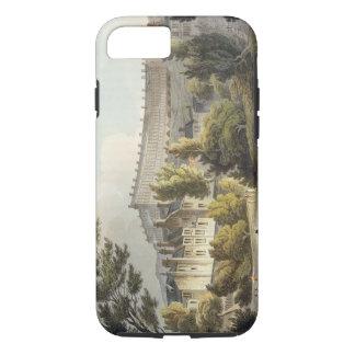 Coque iPhone 8/7 Ferry de mèche de Bath, de 'Bath illustré par un