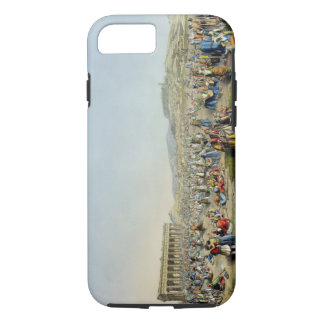 Coque iPhone 8/7 Festival à Athènes, pub. par J. Rodwell, 1830