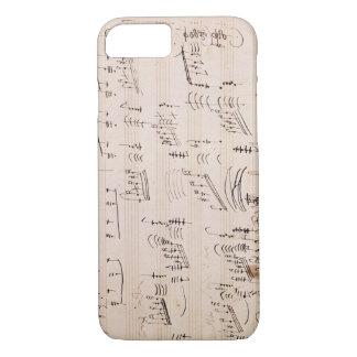 Coque iPhone 8/7 Feuille de score de 'clair de lune Sonata