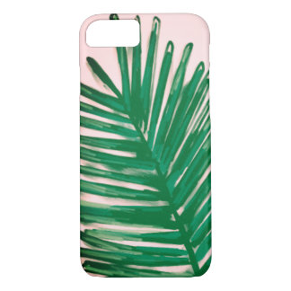 Coque iPhone 8/7 Feuille tropicale