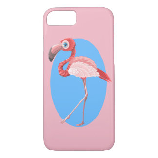 Coque iPhone 8/7 Flamant