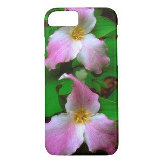 Coque iPhone 8/7 Fleur sauvage de Trillium