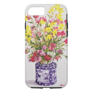 Coque iPhone 8/7 Fleurs dans un pot chinois