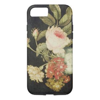 Coque iPhone 8/7 Fleurs dans un pot de Delft (huile sur le panneau)