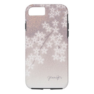 coque iphone 7 fleuriste
