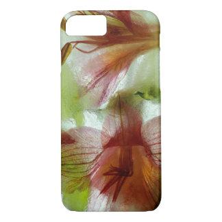 Coque iPhone 8/7 Fleurs en glace
