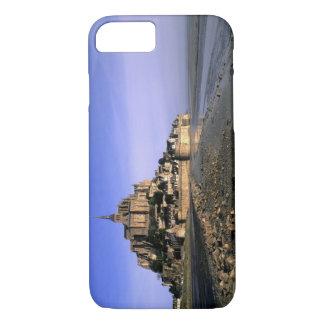 Coque iPhone 8/7 Forteresse d'île de St Michel de Famous Le Mont