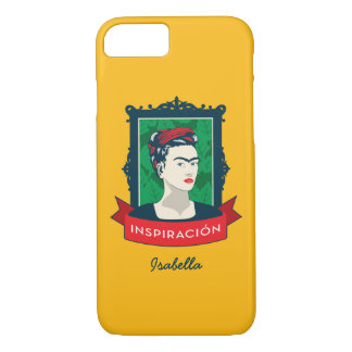 Coque iPhone 8/7 Frida Kahlo | Inspiración