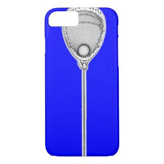 Coque iPhone 8/7 Gardien de but de lacrosse