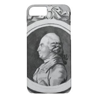 Coque iPhone 8/7 George Stubbs (1724-1806) (lavage gris sur papier)