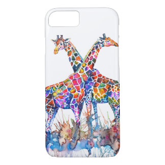 Coque iPhone 8/7 Girafes