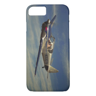 Coque iPhone 8/7 Globe, aviation 1946_Classic rapide