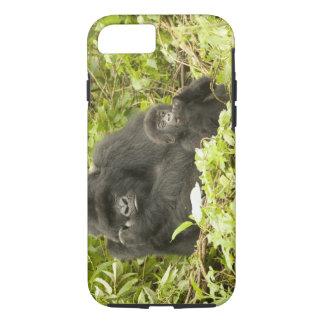 Coque iPhone 8/7 Gorille de montagne, beringei de gorille
