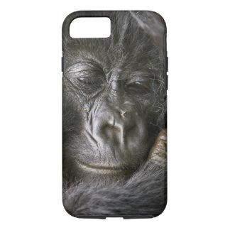 Coque iPhone 8/7 Gorille de montagne juvénile 4