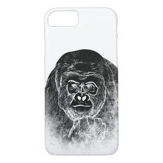 Coque iPhone 8/7 Gorille futé