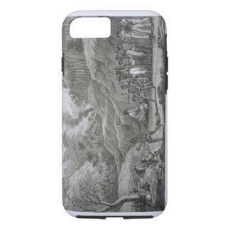 Coque iPhone 8/7 Grand archipel asiatique : Explorateurs français