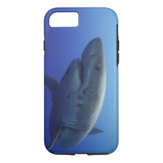 Coque iPhone 8/7 Grande caisse de l'iPhone 7 de requin blanc