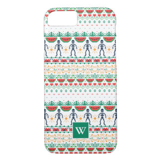 Coque iPhone 8/7 Graphique mexicain de Frida Kahlo |