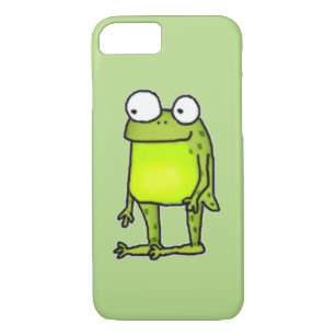 coque iphone 8 grenouille