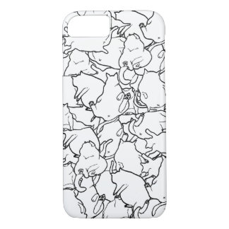 Coque iPhone 8/7 Gros chats