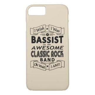 Coque iPhone 8/7 Groupe de rock classique impressionnant de