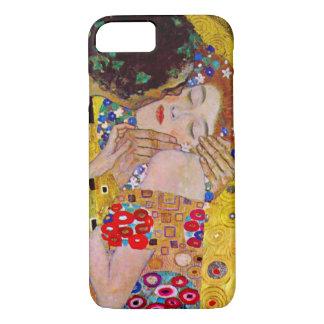 Coque iPhone 8/7 Gustav Klimt le baiser