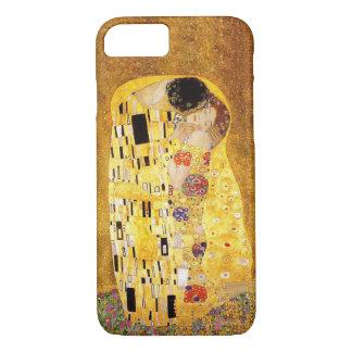 "Coque iPhone 8/7 Gustav Klimt ""le baiser """
